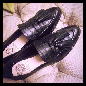 Vince Camuto Leather loafer